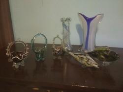 Muránói üveggyüjtemény