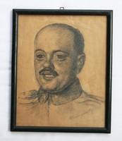 Mednyánszky László grafika