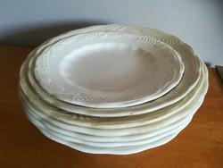 Kalász mintás gránit tányérok