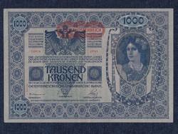 Ausztria 1000 Korona bankjegy 1902 (id11758)