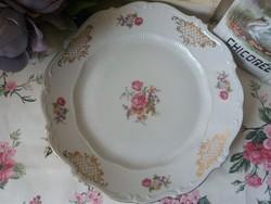 Bavaria virágos tányér