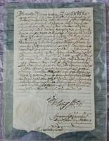 17.sz.-i levél a pápának