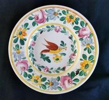 MADARAS tányér, falitányér
