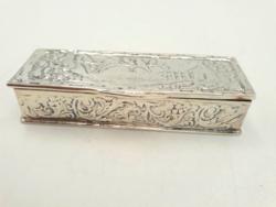 Díszes ezüst fogvàjó tartó Mogali Italia 104,3 g !!