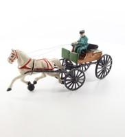 Öntöttvas lovaskocsi - P.D chief wagon