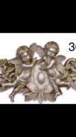 Barokk stílusú falidísz - falikonzol