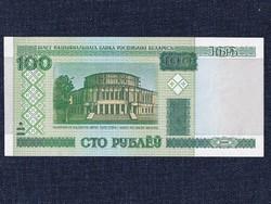 Fehéroroszország 100 Rubel bankjegy 2000 / id 11843/