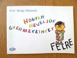 Hogyan neveljük gyermekeinket félre - Benjy Shmock - nagyméretű