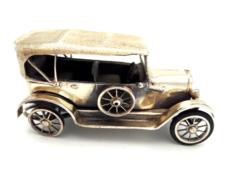 Gyűjtőknek!! Ezüst Fiat 12 c.v. 1902-ből 118 g 925-ös