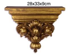 Barokk stílusú falidísz -falikonzol