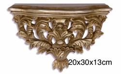 Barokk stílusú falidísz- falikonzol
