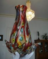 Gyűjteményből kínálom megvételre: Muránói üveg váza