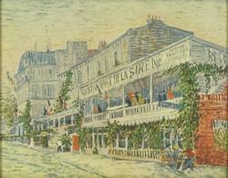 0Y276 Vincent van Gogh Restaurant de la Sirene