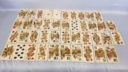 Antik kártya pakli