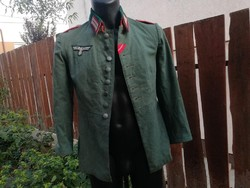 Német II.vh Wehrmacht tiszti zubbony EREDETI db.