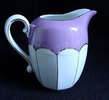 Victoria lila/fehér tejkiöntő