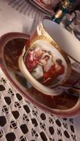 Alwien porcelán teás csésze