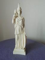 Athéné istennő teljes alakos szobor