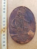 Csomor Lajos aranyműves kerámia kisplasztikája