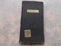 Leczkekönyv, 1924