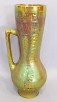 Zsolnay nagyméretű eozinmázas kancsó váza