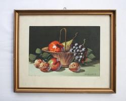 Gerhardt A. festmény