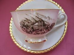 Maria Schutz emlék mokkás csésze