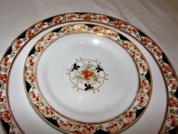Régi Angol tányér 2 db