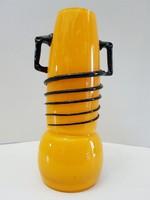 Art deco Rumba váza nagy méretű, dekoratív