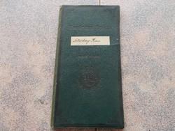 Tanulmányi ÉrtesitŐ, 1916