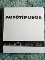 Autótipusok 1961
