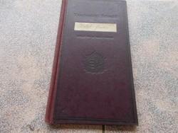 Tanulmányi értesitő, 1942