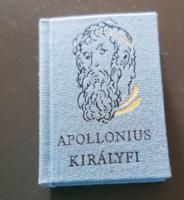 Minikönyv - Apollonius királyfi