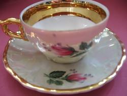 Kék-rózsaszín lüszteres mokkás csésze