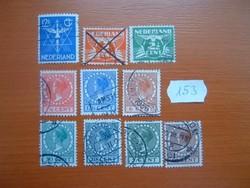 HOLLANDIA 10 DB VEGYES 153#