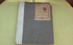 Gróf Leiningen Westerburg Károly honvédtábornok levelei és naplója 1900.