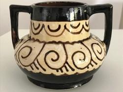Keramos Nógrágverőcze váza, 1923-1928. közötti időkből