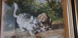 Cuki cicák, Heyer szignóval