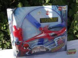 Pókemberes helikopter - bontatlan csomagolás - Angliából