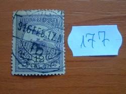 12 FILLÉR 1904- Turul a Szent István korona felett 177#