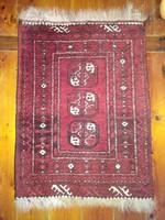 Árzuhanás Kézi csomózású régi iráni? gyapjú szőnyeg, perzsaszőnyeg