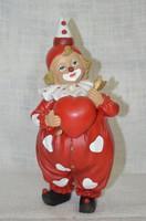 Jópofa bohócfigura 01  ( DBZ 0069 )