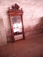 Antik bécsibarok óriás tükör 180x80cm