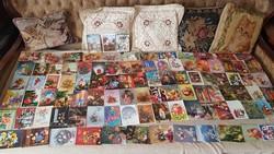 100 darabos vegyes képeslap gyűjtemény 2.