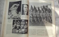 Nagyméretű!  Náci propaganda München 1937.
