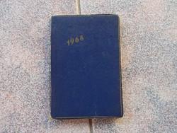 Naptar 1968