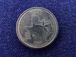 USA Texas 1/4 Dollár 2004 D BU / id 12403/