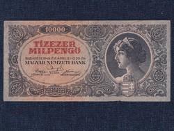 Háború utáni inflációs sorozat (1945-1946) 10000 Milpengő bankjegy 1946 / id 11860/