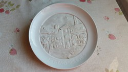 Herendi porcelán dísztányér eladó!Herend 125 éves