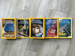 National Geographic 29 db-os gyűjtemény újszerű állapotban